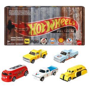 ホットウィール(Hot Wheels) プレミアムボックス -Vintage Oil