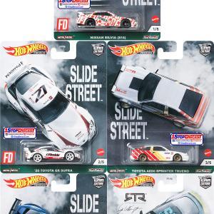 HOT WHEELS 2021 CAR CULTURE  SLIDE STREET R-E