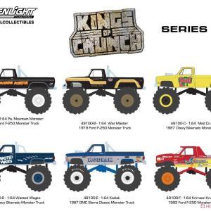 1/64 Kings of Crunch Series 10