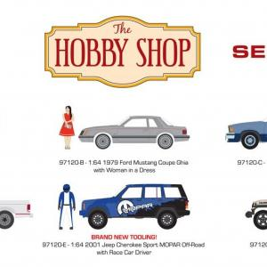 1/64 The Hobby Shop Series 12