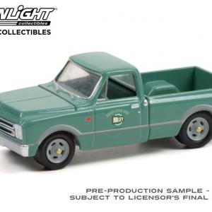 1/64 1967 Chevrolet C-10 Short Bed - Holley Speed Shop