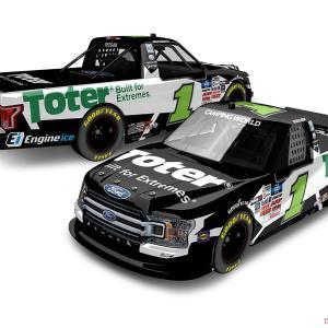 NASCAR キャンピングワールド・トラックシリーズ 2021ほか