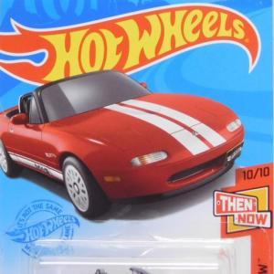 ホットウィール ベーシックカー 2021Kアソート情報