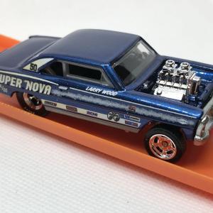 ブリバリ '66 SUPER NOVA / ホットウィール