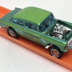 ブリバリ '55 CHEVY BEL AIR GASSER / ホットウィール
