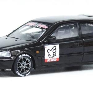 1/64 Honda シビック Type-R EK9 NO GOOD RACING