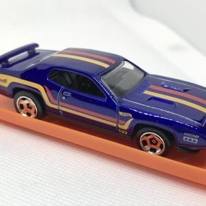 ブリバリ '71 PLYMOUTH ROAD RUNNER / ホットウィール