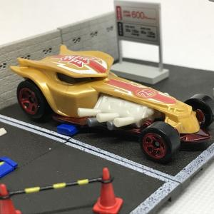 ブリバリ RATICAL RACER / ホットウィール