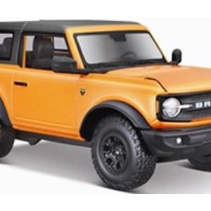1/24 フォード ブロンコ バッドランド 2021(メタリックオレンジ)