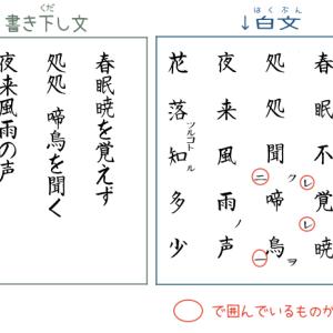 国語で登場する用語をひとつひとつ簡単な言葉で解説!索引「か〜こ」