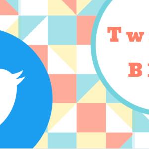 【ブログ運営報告(番外編)】Twitter連携しているブログを分類してみた