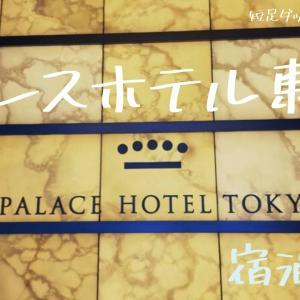 【パレスホテル東京】バルコニーから皇居を眺めよう!憧れホテルの宿泊記