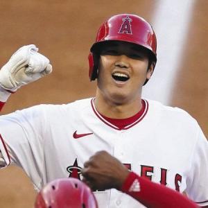 【MLB】大谷翔平がHR量産態勢!本塁打王獲得で大型長期契約5年80億超も!