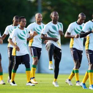 【東京五輪】サッカー南アフリカ代表がコロナ差別を受けていた「人々が走り去るということがよくあった」