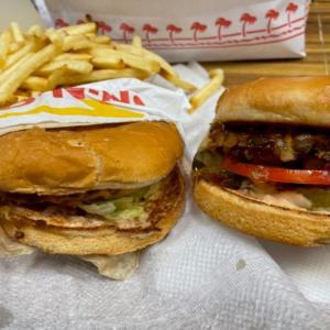 アメリカでついハンバーガーを食べてしまう理由(言い訳)を考えてみた