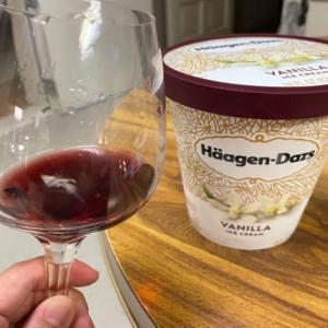 アメリカのハーゲンダッツ⑫「バニラ」にあわせる赤ワインの選び方