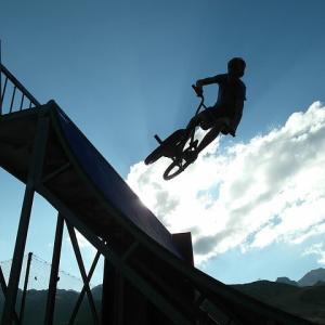 中村輪夢の出身地の練習場が超ハイテク!父も元BMXライダー