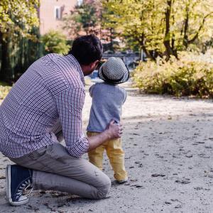 「ママがいい」とフラれるパパが息子に伝えた言葉