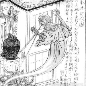 【トイレの神様?】加牟波理入道【妖怪図鑑】