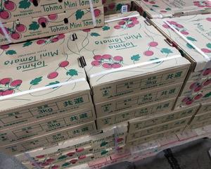 7月10日捜査活動『市場の入荷野菜は北海道フェア?』
