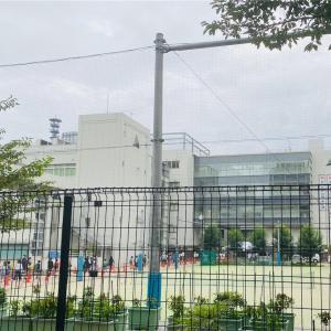 SAPIX生 四谷大塚の志望校判定模試を受ける