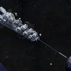 2050年の世界ってどんなのだろう⑤:宇宙エレベータ