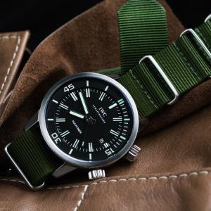 IWCの時計は資産価値が高い?価格が下がらないモデルとは