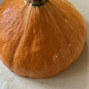 水分の多いかぼちゃはどうしますか?🎃メインの写真なし