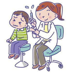 予防接種後のご褒美をあげるか問題