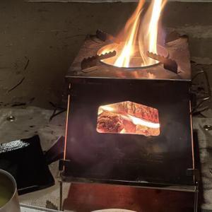 【ソロキャンプ向け】焚き火台の中の万能選手「ネイチャーストーブラージ」