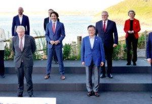 【G7】韓国政府、G7の中国批判声明を釈明 「招待国だから関係ない」