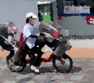 日本が世界に誇るママチャリ(子供2人乗せ)に海外記者驚き「とても効率的な移動手段だ」パシャ(画像)
