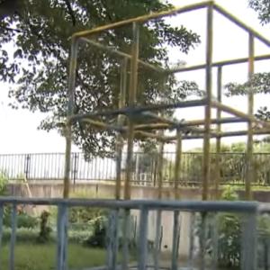 ジャングルジムから誤って転落、6歳女児が死亡 滋賀県大津市(動画あり)