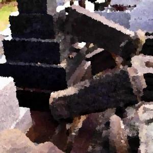 秋田県で大量の墓石や地蔵の頭部が破壊される・・・