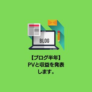 【失敗談】ブログ約半年で45記事更新!収益とPVの発表と反省。
