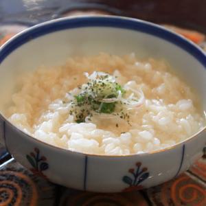 身体に優しい 中華粥の作り方【香港で食べたお粥をハーブアレンジ】