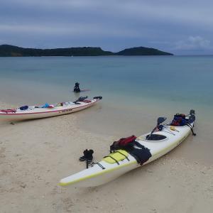 西表島旅行記⑤目指せっ!西表島の秘境ビーチ【イダの浜カヤックツアー】