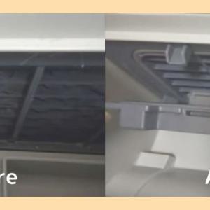 パナソニックのドラム式洗濯乾燥機(NA-VX5200ほか4機種)のフィルターを脱着式に交換したら掃除がラクに!