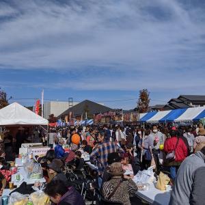 昨日は森町産業祭「もりもり2万人まつり&農協祭」(^^♪