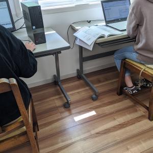 只今、中高校生、パソコンの国際資格MOS チャレンジ中!