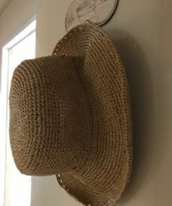 クラフトクラブの帽子完成 熱収縮チューブはこれでも良かった話