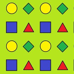 四角形の種類と性質、面積の公式について