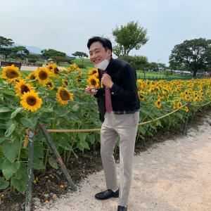 夏の慶州はロマンチック?!