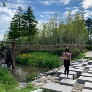 釜山市民公園でお散歩したよ②