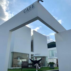 巨済島のアートカフェMUG HAKDONG
