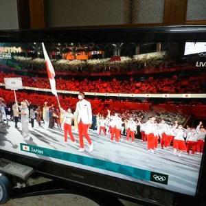 東京オリンピック。