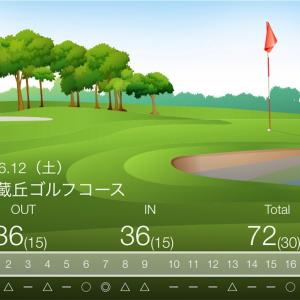 新武蔵丘ゴルフコース 72