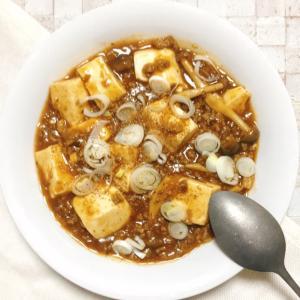 スパイス薫る激ウマ麻婆豆腐
