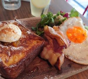 朝ごパン〜麹町No.4でフレンチトースト