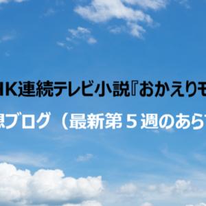 【NHK連続テレビ小説・ネタバレ感想】朝ドラ『おかえりモネ』NHK 第5週(21回~25回)の最新話あらすじ、内容